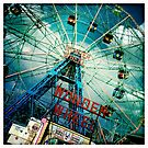 Coney Island Wonder Wheel by NarelleH