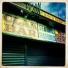 Coney Island Clam Bar by NarelleH