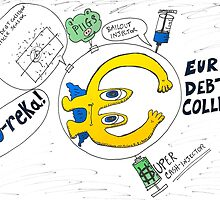 Euro Debt Collider by Binary-Options