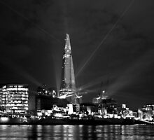 The Shard at Night by Karen Martin IPA