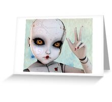 BJD Greeting Card