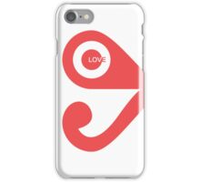 Case of Love iPhone Case/Skin