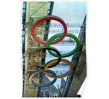 Olympic Symbol  Poster