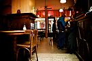 Brown Cafe, Jordaan by Nicholas Coates