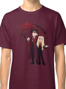 Hellsing and Alucard - Cartoon Style Classic T-Shirt