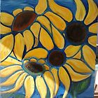 sunflowers 1 by dallys
