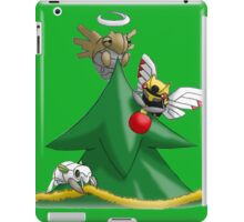Pokemon christmas iPad Case/Skin