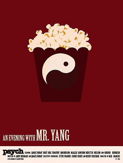 Psych - An Evening With Mr. Yang by countermeasures
