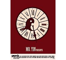 Psych - Mr. Yin Presents Photographic Print