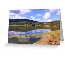 lake clarrie hall... Greeting Card