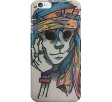 Tyler 2D PANFLAG SCARF V1 iPhone Case/Skin