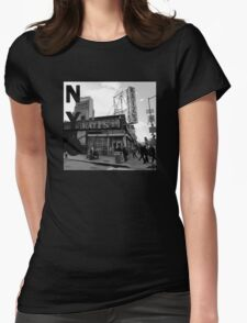 Katz Deli NYC Womens Fitted T-Shirt