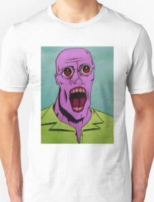 Aaaahhhh - the scream Unisex T-Shirt