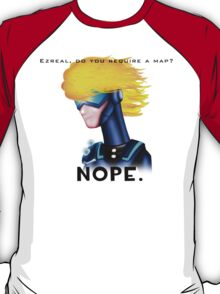 Ezreal, Do you require a map? T-Shirt