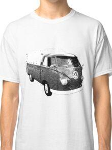Split screen Ute Classic T-Shirt