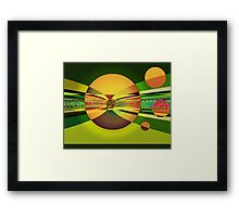 The Games Framed Print