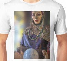 Look into my crystal ball Unisex T-Shirt
