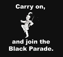 Welcome To The Black Parade by kickthelaura