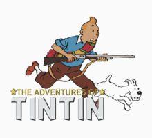 tintin adventures  by Mcotllegalery