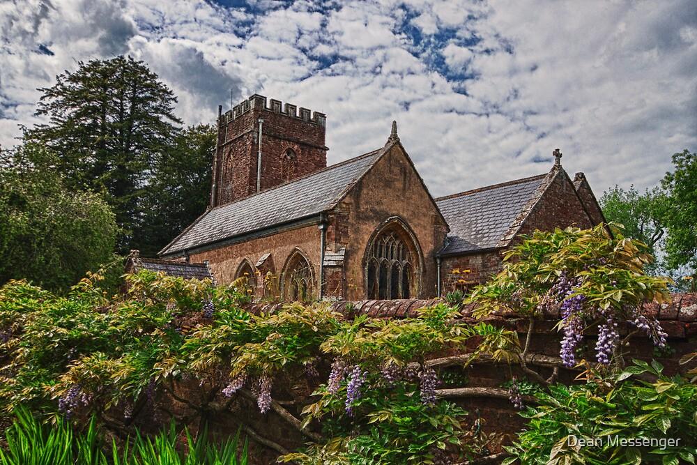 All Saints, Church, Somerset by Dean Messenger