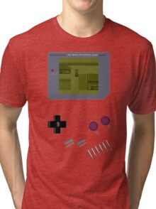 Pokemon Yellow Game Boy Tri-blend T-Shirt
