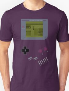 Pokemon Yellow Game Boy T-Shirt