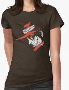 Hellsing - Alucard Face Womens Fitted T-Shirt