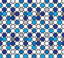 Blue Pennies Sticker