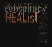 Conspiracy Realist Kids Clothes