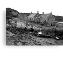 Secret Harbour Canvas Print