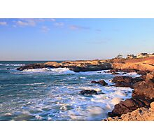 Newport Seascape Photographic Print