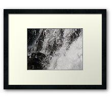 Water Power Framed Print