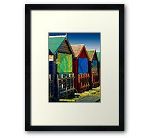 Out of Season No.1 Framed Print