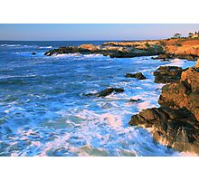 Lands End Seascape Photographic Print