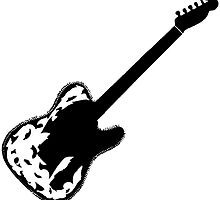 Waylon's Guitar by Epicloud