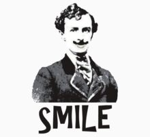 John Wilkes Booth by Time2Panic