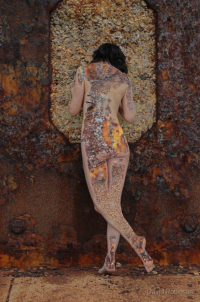 Rust No.1 by David Robinson