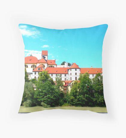 Füssen Throw Pillow