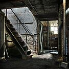 Basement by Jean-Claude Dahn