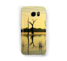 Sculptures in the Lake Samsung Galaxy Case/Skin