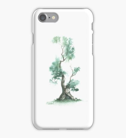 Little Zen Tree 662 iPhone Case/Skin