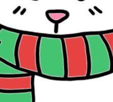 Winter Pals - Polar Bear  Sticker