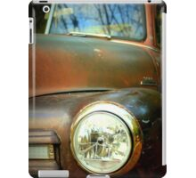 Front End Of 1953 Chevrolet 3600 Advantage Design Truck iPad Case/Skin