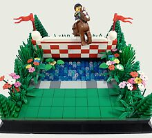 Olympic Games 2012 MOC Number 1 by minifignick