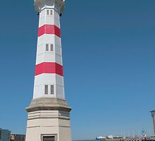 Lighthouse in Malmö. by DominoDude