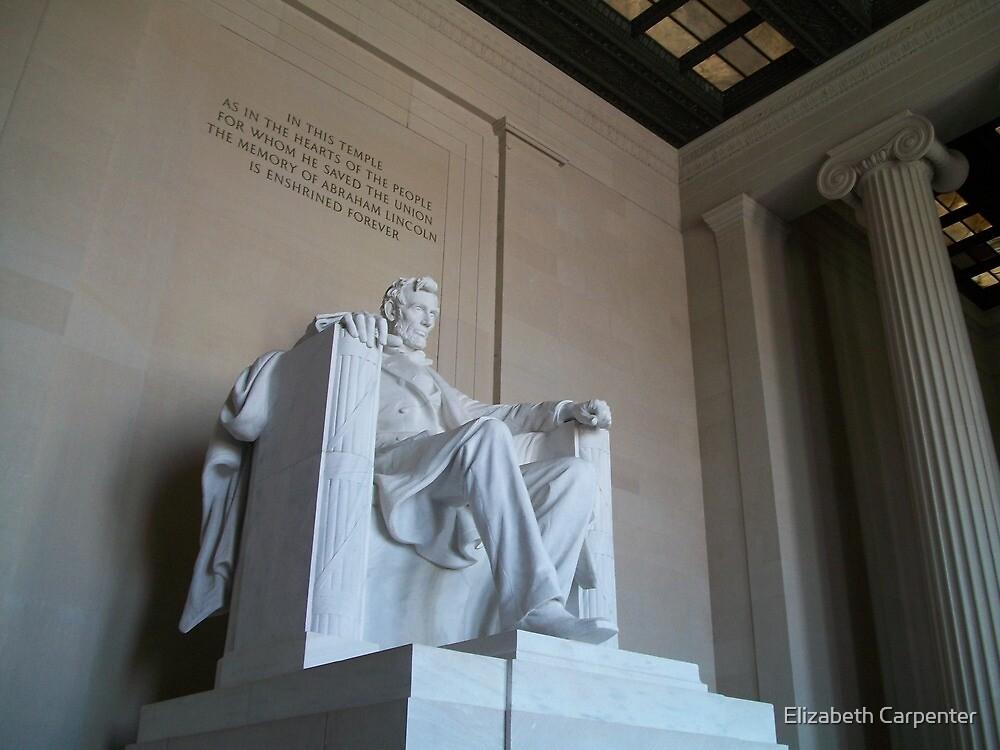 Lincoln Monument by Elizabeth Carpenter