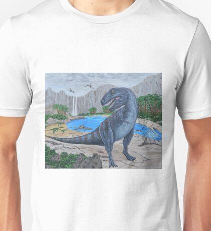 Tyrannosaurus-Rex Unisex T-Shirt