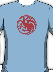 "House Targaryen ""Fire and Blood"" T-Shirt"