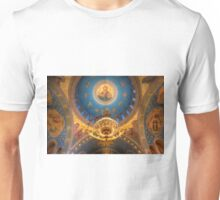 In the Blue Dome Unisex T-Shirt