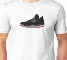 J4 Bred Ver 2 Unisex T-Shirt